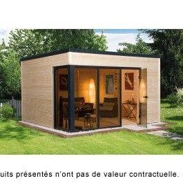 Bungalow Design Cubilis Weka (380x380) แบบชานบ้าน, บ้าน