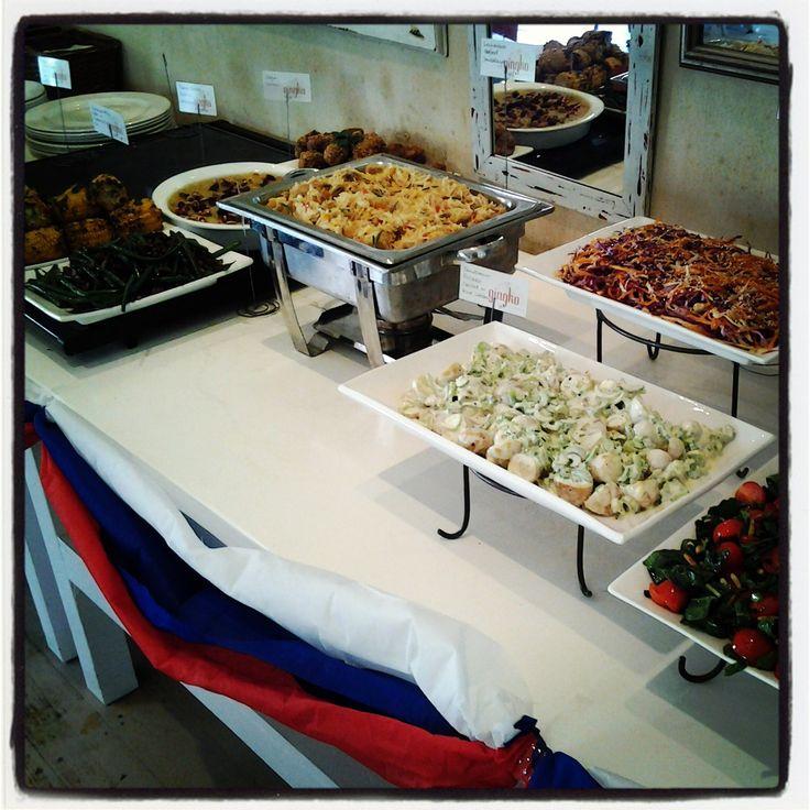 4TH JULY GINGKO HARVEST TABLE SALADS