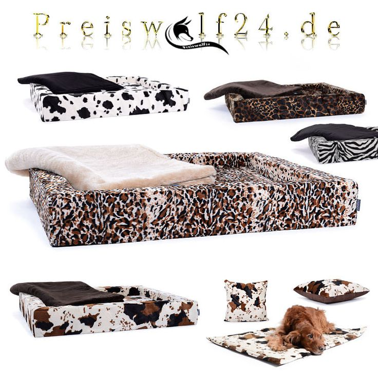 Ein wunderschönes stylisches Hunde-Bett Hunde-Sofa Fashion pur orthopädisch oder normal Hunde die es bequem mögen Online Shopping auf Preiswolf24.de