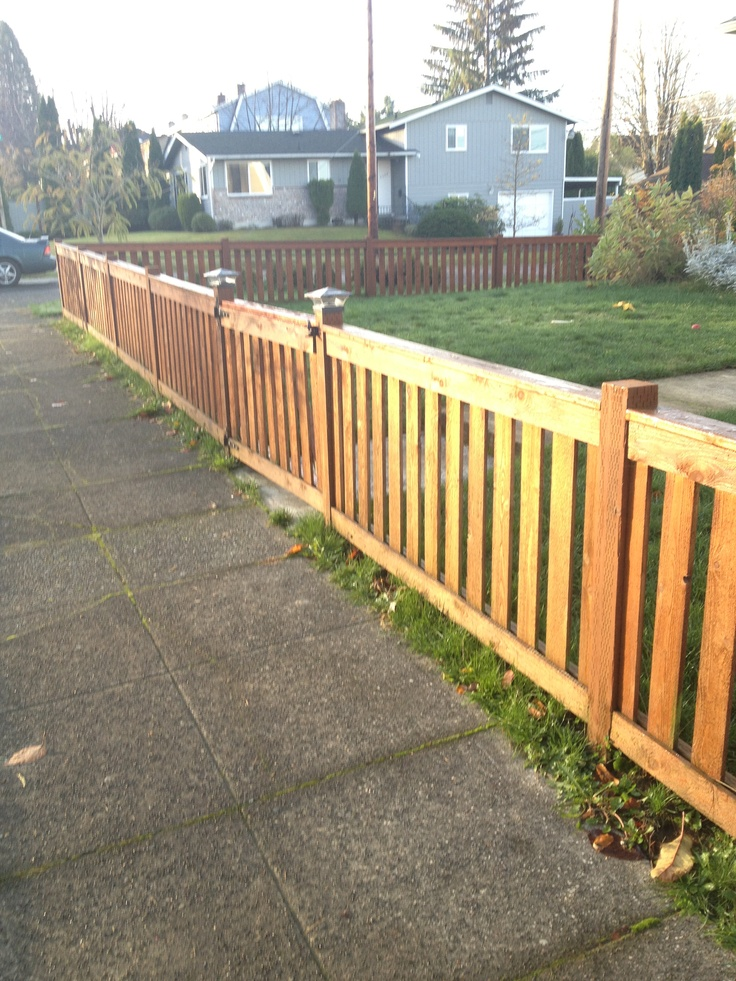 68 best Craftsman Fence Ideas images on Pinterest Craftsman Fence Designs Home D on craftsman wood fence, modern home fence, cape cod home fence, country home fence, craftsman picket fence, craftsman privacy fence, tudor home fence, craftsman horizontal fence, craftsman garden fences, colonial home fence, traditional home fence,