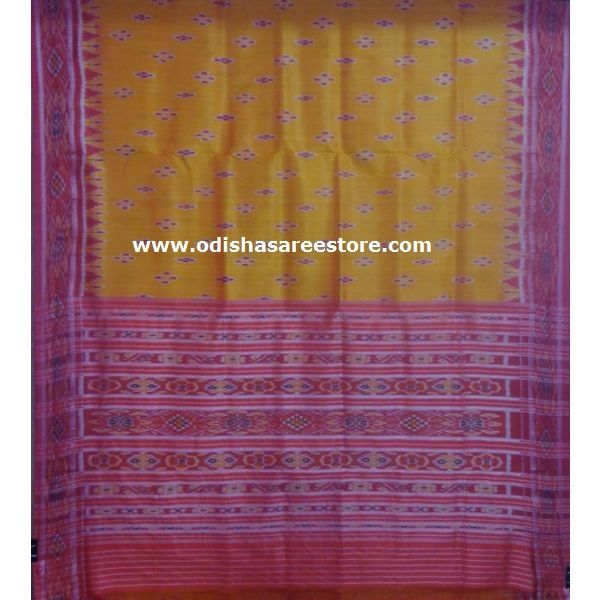 Beautiful collection of Indian silk saree weaving at #Sambalpur available online. Buy now: http://www.odishasareestore.com/handloom/oss026-bapta-silk-style-sarees-online-shop/p-5405372-24422037065-cat.html#variant_id=5405372-24422037065
