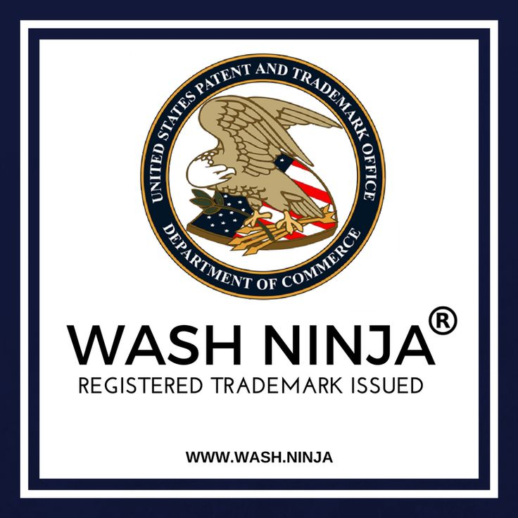Mail Arrived and We are Delighted - Wash Ninja® is Now a Registered #Trademark of Wash Ninja, Inc. United States #Patent & #Trademark Office (USPTO) Grants @WashNinja a Registered #Trademark!  #GreenFriendly #MobileDetailing #Jacksonville #Startup - http://tmsearch.uspto.gov/bin/showfield?f=doc&state=4806:3z1aet.4.1