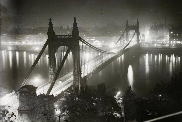 Erzsébet híd 1939