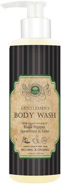 PHB Ethical Beauty Gel Douche pour Homme, 250 ml   Ecco Verde