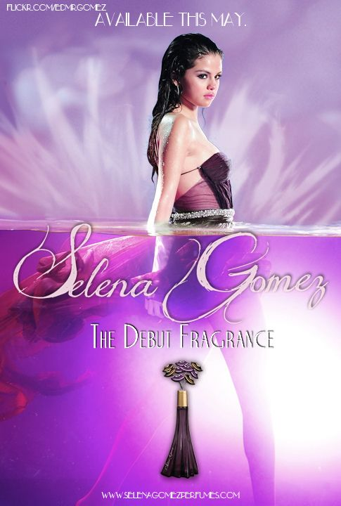 69 best perfums images on pinterest perfume lancome and for Selena gomez perfume