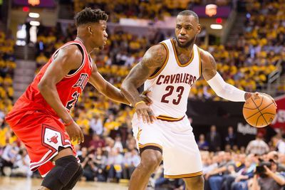 NBA playoff results: Cavaliers, Rockets try to even their series