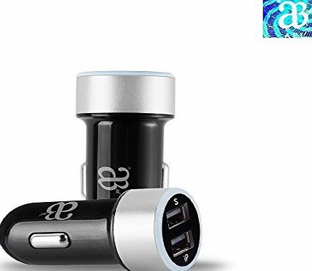 AEL | ® Compact Dual USB Car Charger Adapter for all Mobile Phones iPad, iPhone, iPod, Samsung, HTC, Blackbe Compact High Output Dual USB Car Charger - 3.1A Output Ideal for Charging iPhone, iPad, iPad 2, new iPad and iPad Mini as well as Galaxy, Blackberry, HTC, Droid, GPS, and (Barcode EAN = 8901391125452) http://www.comparestoreprices.co.uk/latest2/ael-|-®-compact-dual-usb-car-charger-adapter-for-all-mobile-phones-ipad-iphone-ipod-samsung-htc-blackbe.asp