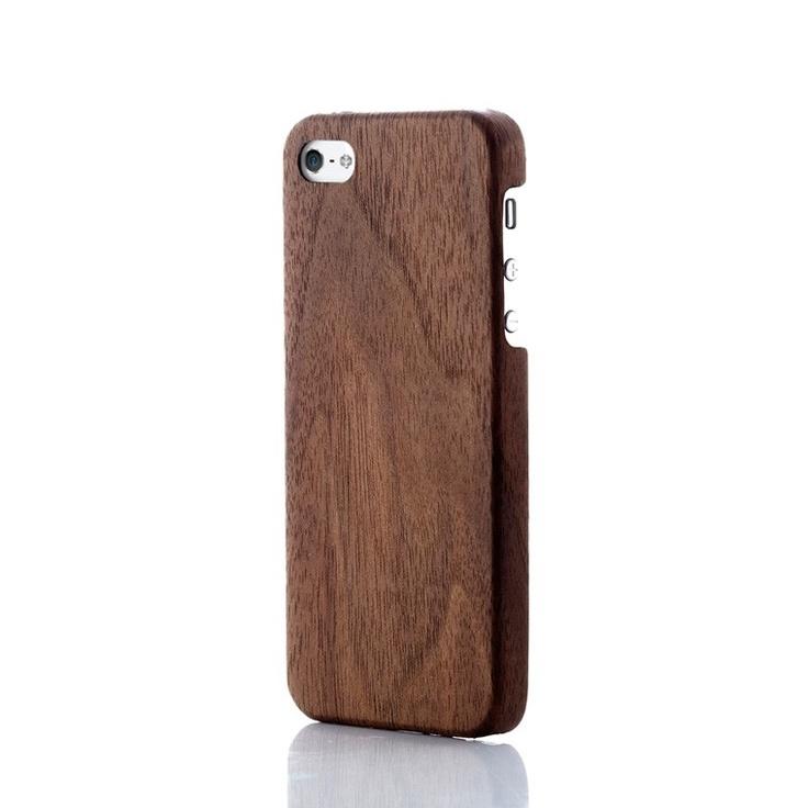 Evouni Ultra-Slim Wooden Case for iPhone 5