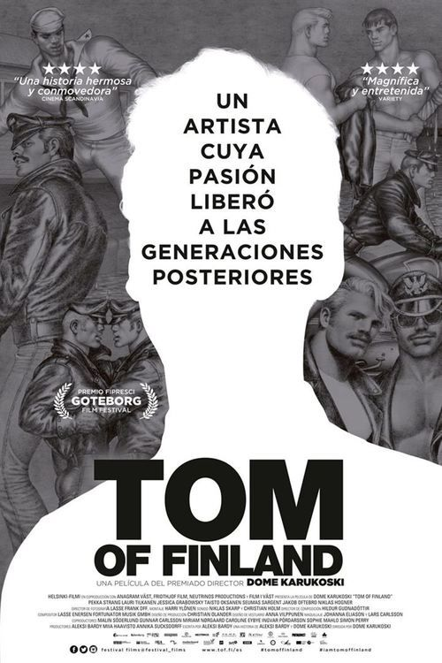 Tom of Finland Full Movie Online 2017 | Download Tom of Finland Full Movie free HD | stream Tom of Finland HD Online Movie Free | Download free English Tom of Finland 2017 Movie #movies #film #tvshow