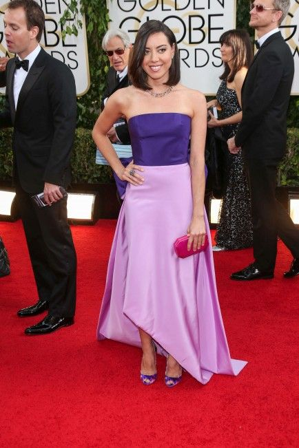 The Best and Worst Red Carpet Looks at the Golden Globes — According to a 7-Year-Old