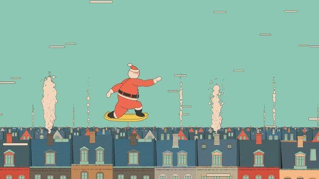 Merry Christmas y'all & Do The Santa Split!