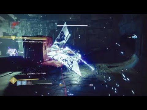 Destiny:Curse of Osiris(Deep Storage ) - YouTube