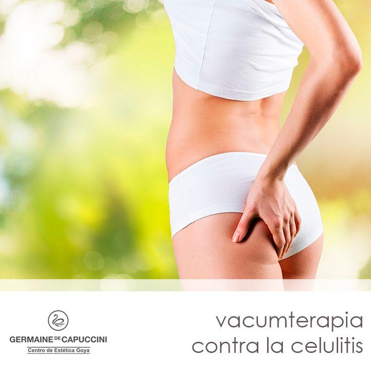 ¿Conoces este tratamiento que combate la celulitis? Los resultados que esperas mimando tu piel 🙋 Cuidar tu piel es cuidarte a ti ⤵↙ 💚 http://germainegoyamadrid.com/vacumterapia/
