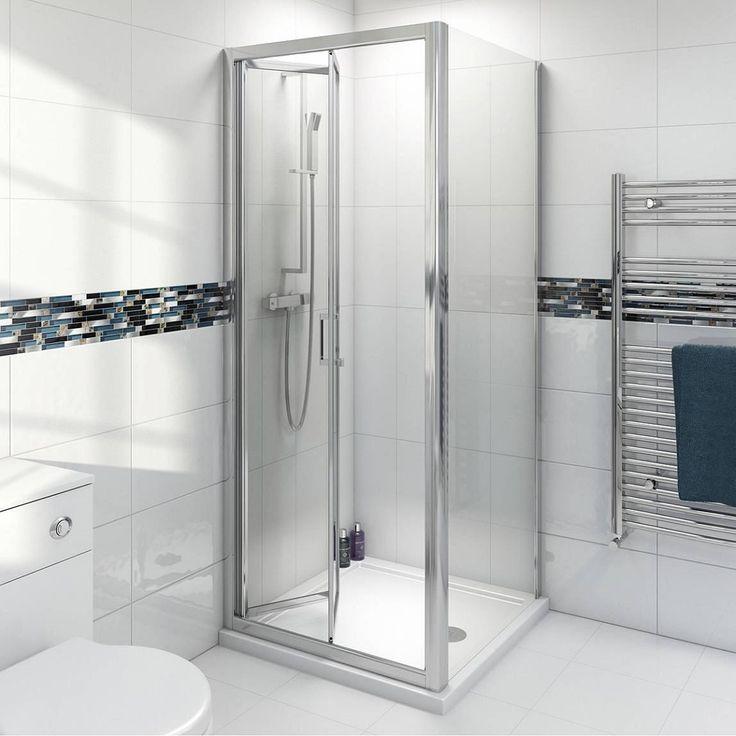V6 Bifold Enclosure 1000 X 900 Victoria Plumb Bathroom