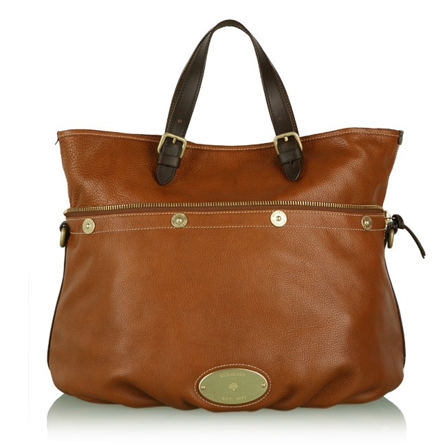 Ever-so-mulitfunctional Mulberry Mitzy tote <3