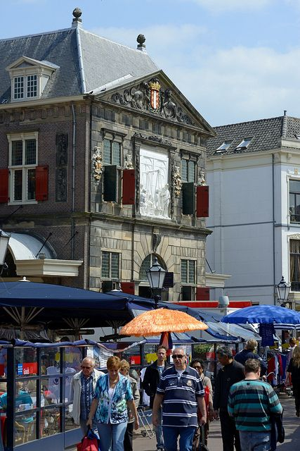 De Waag| Gouda Netherlands