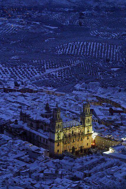 Catedral de la Asunción de la Virgen (Jaén), Andalusia, Spain
