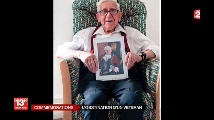 L.Delahousse: Cette histoire qui s'est invitée à la une de l'actualité en Angleterre. Un vétéran britannique s'est enfui de sa maison de retraite pour se rendre aux commémorations du Débarquement en Normandie. Le pensionnaire de 89 ans est parti avec ses médailles militaires cachées sous son manteau. Grande évasion réussie pour ce vétéran anglais dé 89 ans. Il n'aurait pas dû assister aux commémorations d'hier mais, envers et contre tout, il était là. Vous étiez déterminé à venir. B.Jordan…