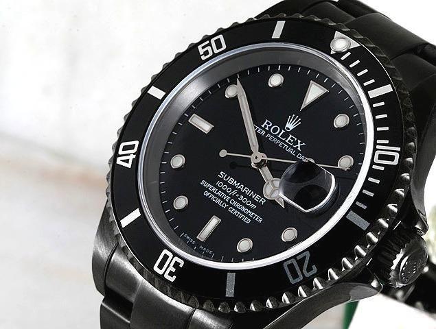 Rolex titan black. . . #Rolex