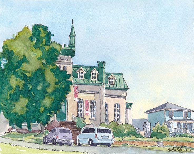 The Kamouraska Arts Centre