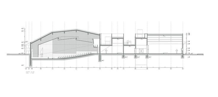 Galería de Escuela de Ingeniería Civil y Auditorio CUR / Gerardo Caballero, Maite Fernández - 37