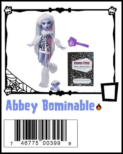 Wave 2 Abbey Bominable