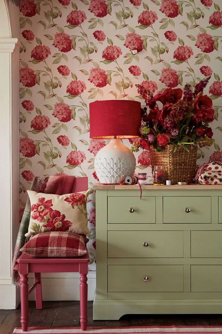 Laura Ashley Blog | NEW HOME STORY: AMBLESIDE | http://www.lauraashley.com/blog