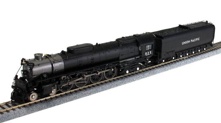 Athearn Genesis HO G97270 FEF 2 Northern 4 8 4 Locomotive w DCC Last One | eBay