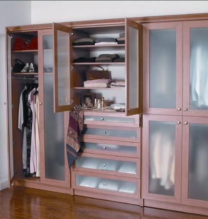 Storage Closet Design Ideas
