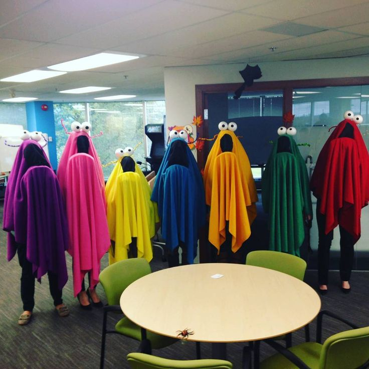 63 Group Costumes For Halloween