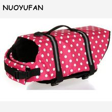 Dupplies Dog Life Jacket Oxford Breathable Mesh Pet Summer Dog Swimwear Puppy Life Vest Safety Clothes For Dogs