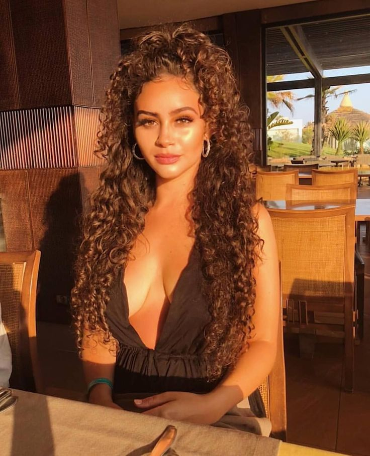 Passion For Fashion | Curly hair styles, Hair styles