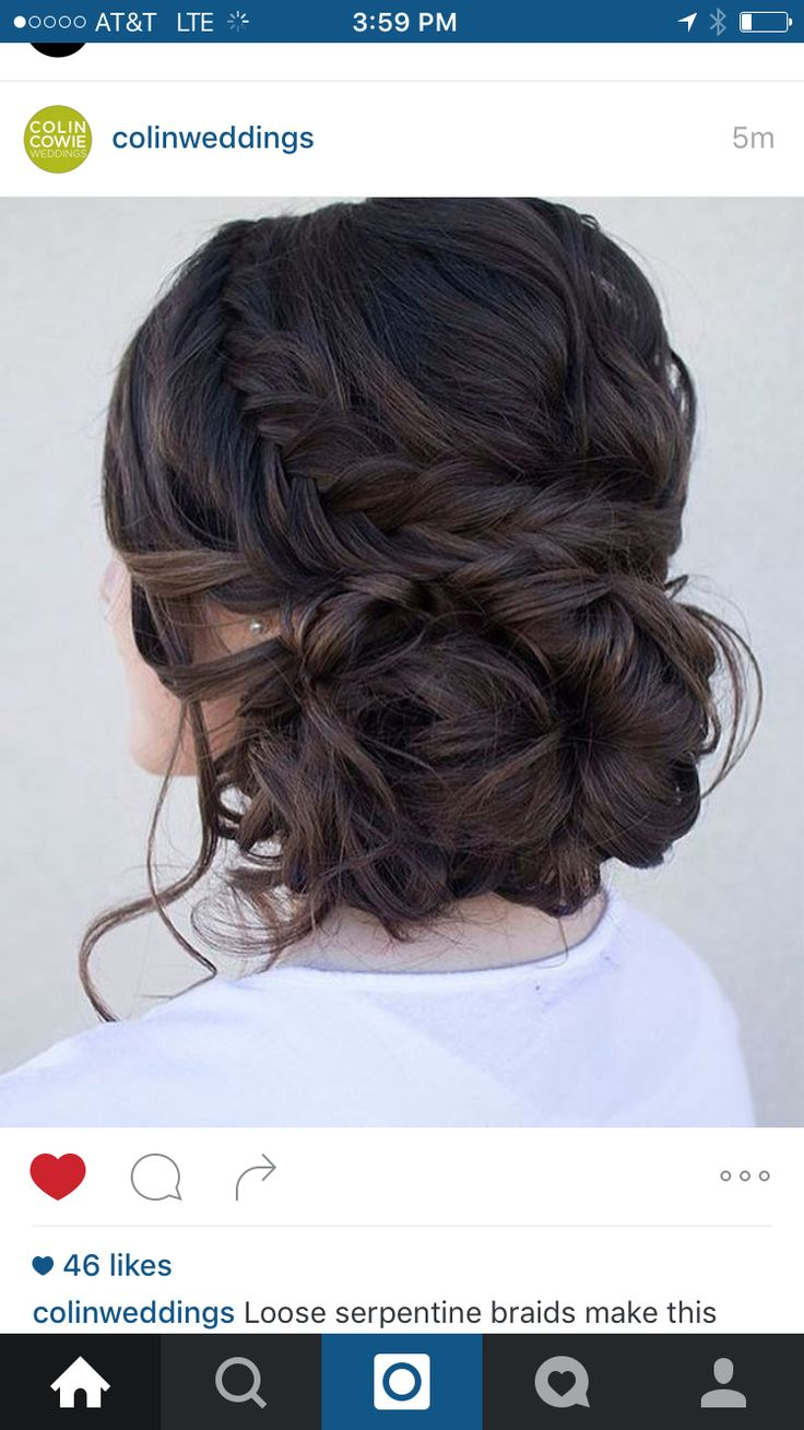 73 Best Wedding Ideas Images On Pinterest Casual Hairstyles Hair