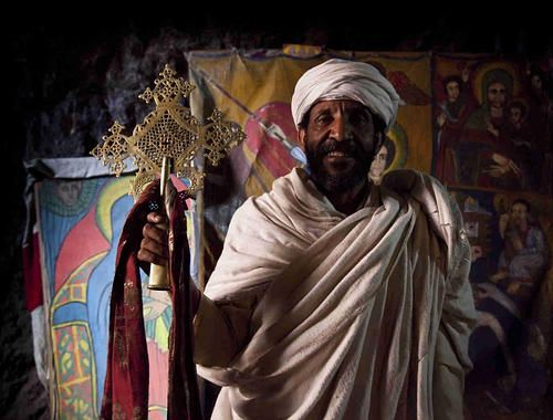 ETHIOPIAN Orthodox Easter - Holy Week Celebrations from around the world Photo Gallery - NYPOST.com
