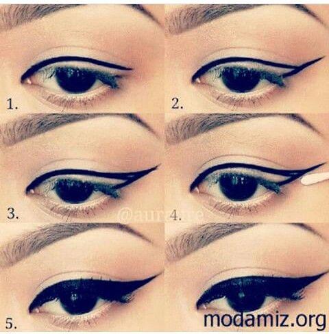 Göz Makyajı nasıl yapılır