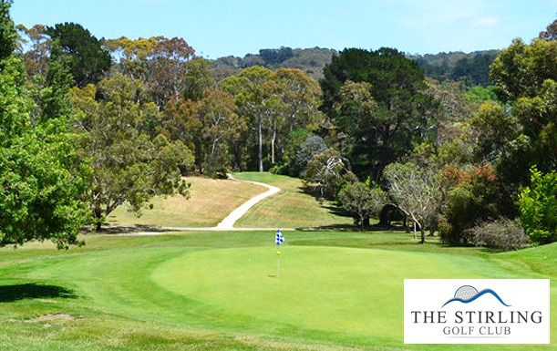 Just 20 Minutes from Adelaide CBD is The Stirling Golf Club. At this picturesque course two players can enjoy 18 holes with a pull buggy & a beer each. #Adelaide #SA #CrazyGolfDeals http://crazygolfdeals.com.au/deal/south-australia--2/at-stirling-golf-club-18-holes-for-2-with-a-pull-buggy-beer-each--2?affiliate_code=twitter&utm_source=twitter&utm_medium=cpc&utm_campaign=twitter