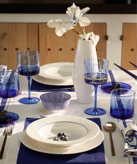 Zara Home - Hotel Collection Blue