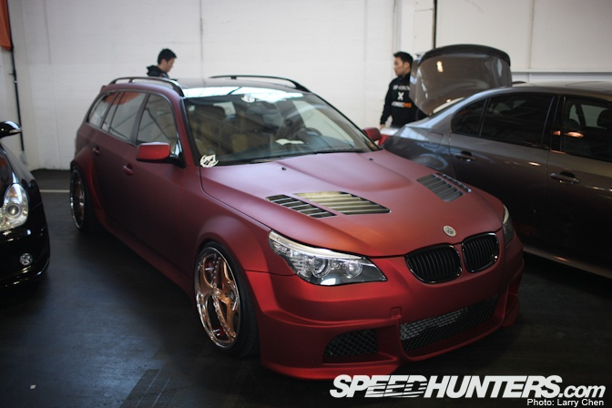 Absolutely SICK BMW wagon