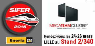 Thumbnail for Salon SIFER - Du 24 au 26 mars 2015 - Lille Grand Palais