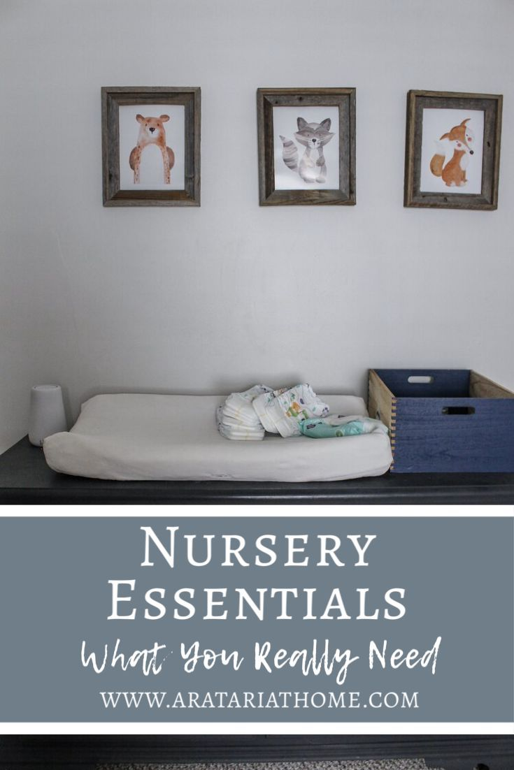 Everything You Need In A Baby Nursery In 2020 Nursery Essentials Nursery Baby Nursery