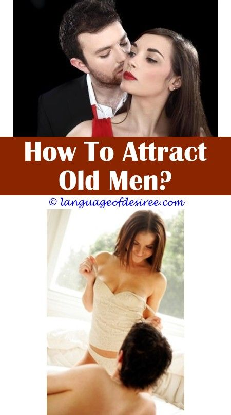How to seduce older men
