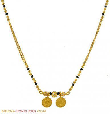 South Indian Mangalsutra (22K Gold) ( MangalSutras )