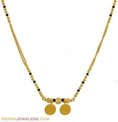 South Indian Mangalsutra (22K Gold) ( MangalSutras )