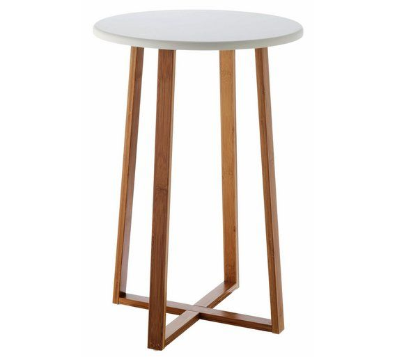 Buy Habitat Drew Tall Side Table - Bamboo at Argos.co.uk - Your - 25+ Best Ideas About Tall Side Table On Pinterest Tall Bedside
