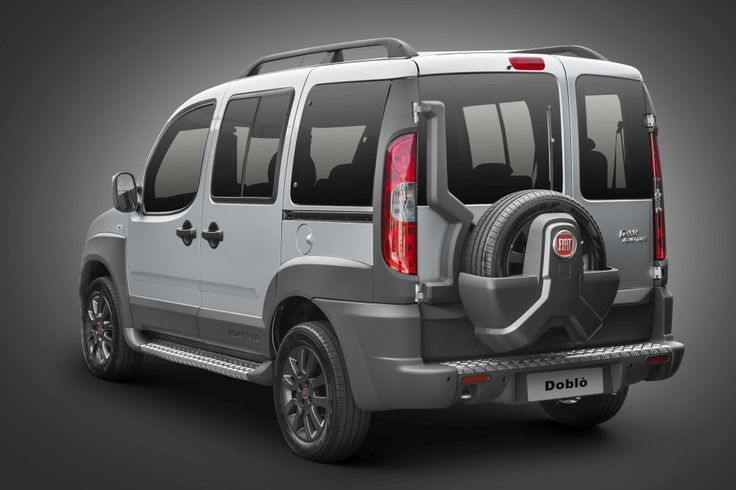 Fiat Doblò 2017 ganha mais itens de série; preço parte de R$ 76.890