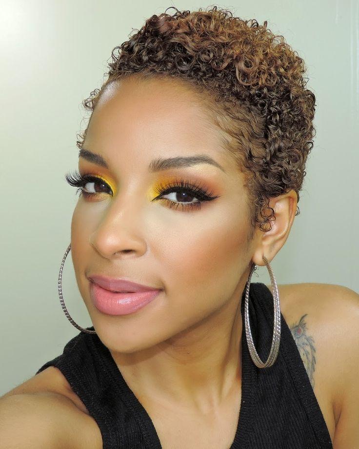 Coupe De Cheveux Court Femme Black