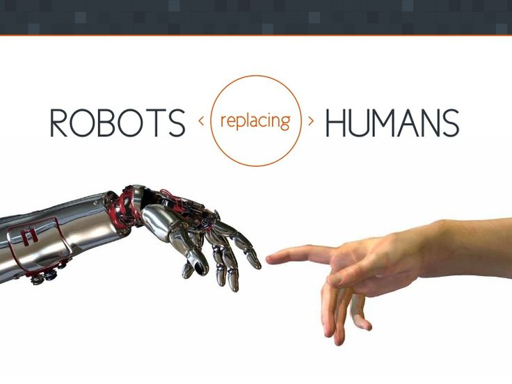 technology replacing human contact Contact customer service if that impressive advances in computer technology—from improved industrial robotics to see it replacing many human holdouts.