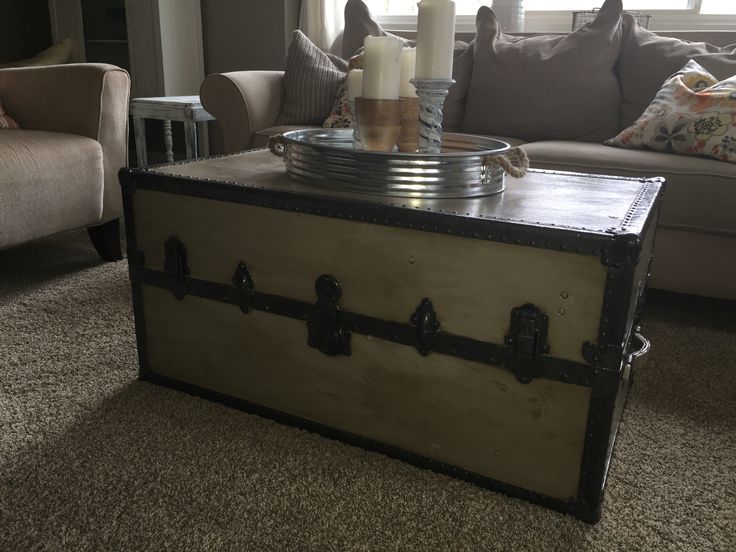 Old trunk redo