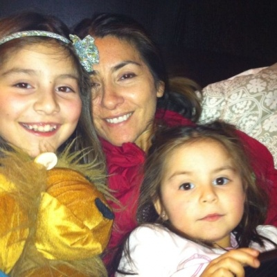 Mis reinas : Deva, Mouji y Maia