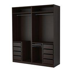 PAX Wardrobe - - IKEA | master closets